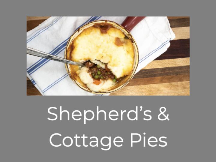 Shepherd's & Cottage Pie Logo
