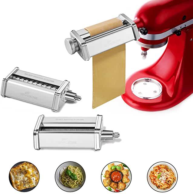 Pasta Attachment for KitchenAid